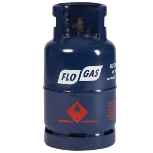 7kg Butane Gas Cylinder (20mm Regulator)